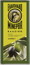 Minerva Kalamata Excellent Extra Virgin Olive Oil 4lt distinctive bitter... - $96.80