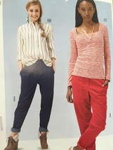 Burda Sewing Pattern 6725 Misses Ladies Pants Size 6-16 New - $13.43