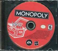 Monopoly (Nintendo Wii, 2008) Game Only! - $8.90