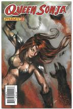 Queen Sonja #8 VF/NM 2010 Dynamite DE Comics 1st print Lucio Parrillo va... - $7.91