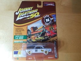 1962 Chevy Corvair Cars N Coffee Johnny Lightning - White Lightning Chase - $85.40