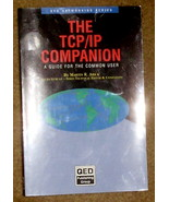 The TCP/IP Companion - A Guide for the Common User by M. R. Arick. BRAND... - $18.81
