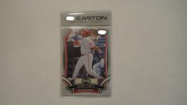 2006-2007 EASTON Advisory Staff Baseball card Pack of 4 *RARE* By UD... - $4.80