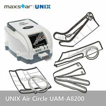 Unix Maxstar UAM-8200 Air Relax Air Boom Boom Air Pressure Massage Leg Massager image 1