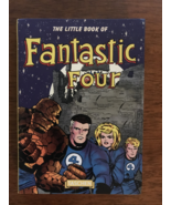 """""""THE LITTLE BOOK OF FANTASTIC FOUR"""" (2018). NM  White Pages ! Perfect Sp... - $24.00"""