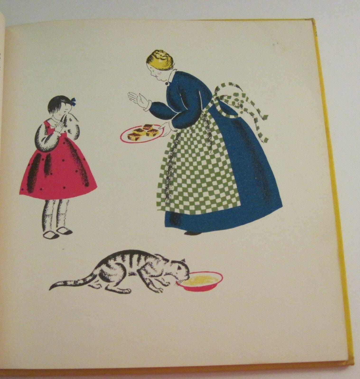 Bluebonnets for Lucinda 1962 Frances Clarke Sayers Helen Sewell Rare
