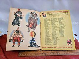 ~Vintage~ THE WONDER BOOK OF CLOWNS by Oscar Weigle & James Schucker (1955)  image 4