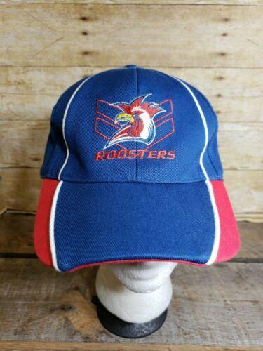 Australia Team NRL Rugby Sydney Roosters Strapback Hat Ball Cap