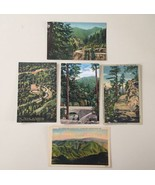 Postcard lot vintage antique unused original SMOKY MOUNTAINS - $20.00