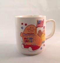 America Grows Great Human Beans Coffee Cup Mug VTG 1981 - $21.80