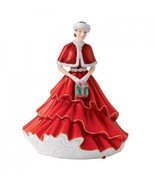 A Gift for Christmas Annual Figurine by Royal Doulton NEW IN THE BOX - $89.09