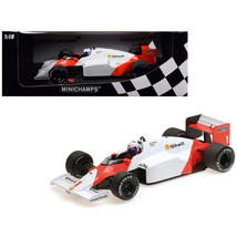 McLaren TAG MP4/2C #1 Alain Prost Shell World Champion (1986) 1/18 Dieca... - $176.43