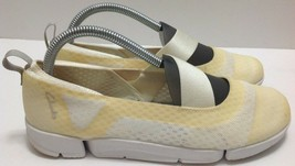 Clarks Active Trigenic Slip on Light Flats Walking Comfort Shoes Womens ... - $32.66