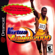 Virtua Athlete 2000 - Sega Dreamcast  - $35.99