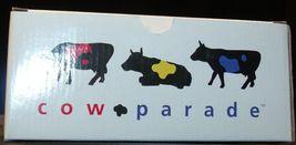 CowParade Cowbell # 9203 Westland Giftware AA-191908 Vintage Collectible image 7