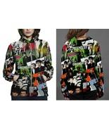 Green Day Photos Tour Hoodie Zipper Fullprint Women - $50.99+