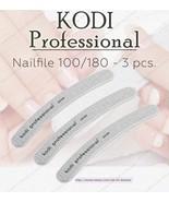 NEW Kodi professional Nailfile 100/180 For artificial nail - $15.84