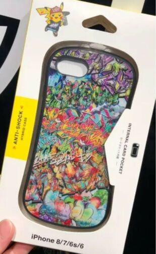 Primary image for Pokemon Center Shibuya Ltd Open Memorial Limited iPhone 8 7 6s 6 glass case