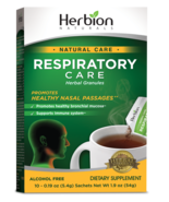 Herbion Naturals Respiratory Care Granules 10 sachets - $9.99