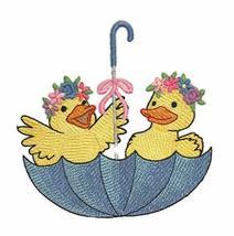 Nature Weaved in Threads, Amazing Baby Animal Kingdom [Umbrella Duckies ] [Custo - $12.87