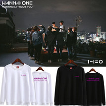 KPOP WANNA ONE Sweater 1-1=0 MINI Ablum Pullover Nothing without you Casual - $9.50+