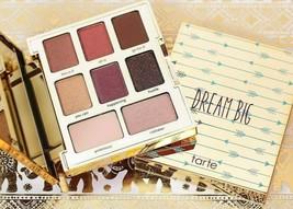 NEW TARTE Double Duty Beauty DREAM BIG Palette - 8 Matte & Metallic Eye ... - $23.71