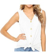 Maysoar Women's Tank Tops Summer Casual Shirts for Women Tunic Loose Fit... - $15.96