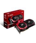 MSI Radeon RX 480  4 GB GDDR5 Gaming G Series Twin Frozr VI Gaming X - NICE - $282.15