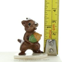 Hagen Renaker Miniature Chipmunk Papa with Acorn Miniature Figurine image 2