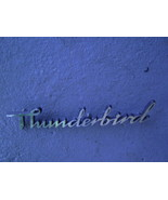 1979 FORD TBIRD THUNDERBIRD TRUNK EMBLEM TRIM ORNAMENT OEM USED PART 197... - $66.48