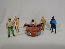 Lot Of Vintage Star Wars Figures L.F.L., G.M.F.G.I., General Mills 78-84 - $60.00