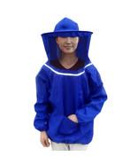 Beekeeping Uniform Professional Equipment Veil-Blue - $27.07