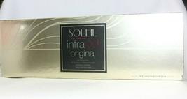 Soleil Hair Tools Infrared Original, Professional Rose Gold Titanium Plates - $222.74