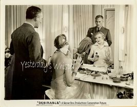 Jean Muir Desirable Dressing Room Vanity 1934 Photo - $9.99