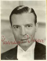 Lwrence Gray Singer Org Press Publicity Photo H822 - $14.99