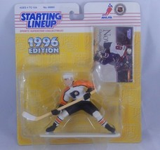 Starting Lineup 1996 NHL Eric Lindros Philadelphia Flyers Hockey Action ... - $12.73