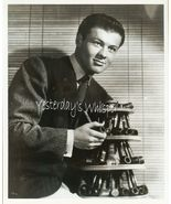 Turhan Bey Pipe Collection Vintage Publicity Photo - $9.99