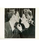 Maria Montez Jean-Pierre Aumont Wed Vintage Press Photo - $19.99