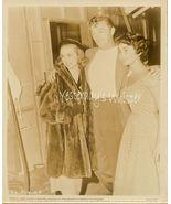 Elizabeth Taylor Robert Mitchum Janet Leigh Original Photograph Holiday ... - $24.99