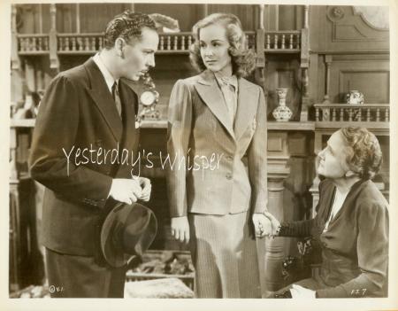 Lucile Fairbanks Roger Pryor Warner Bros VINTAGE PHOTO
