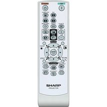 Sharp RRMCGA662WJSA REMOTE CONTROL FOR PG-F212X-L - $14.25