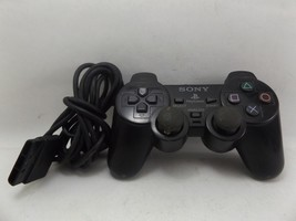 Sony PlayStation 2 Dualshock 2 Controller Black PS2 SCPH-10010 U - $9.49