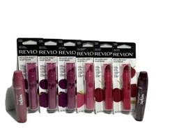 Revlon Kiss Lip Balm & Cushion Lip Tint Lot 8 Pieces Assorted Colors - $29.69