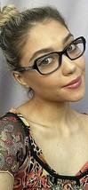 New COACH HC 7560Q 921392 Dark Tortoise 52mm Rx Women's Eyeglasses Frame - $99.99