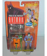 1993 DC Batman Jet Pack Joker Figure In The Package - $16.99