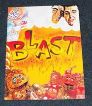 Sid Marty Krofft BLAST magazine HR Pufnstuf - $22.99