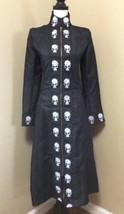 Forum Novelties Teen Kostüm Totenkopf Kittel Alter 14-18 Gothic Zauberin - £30.15 GBP