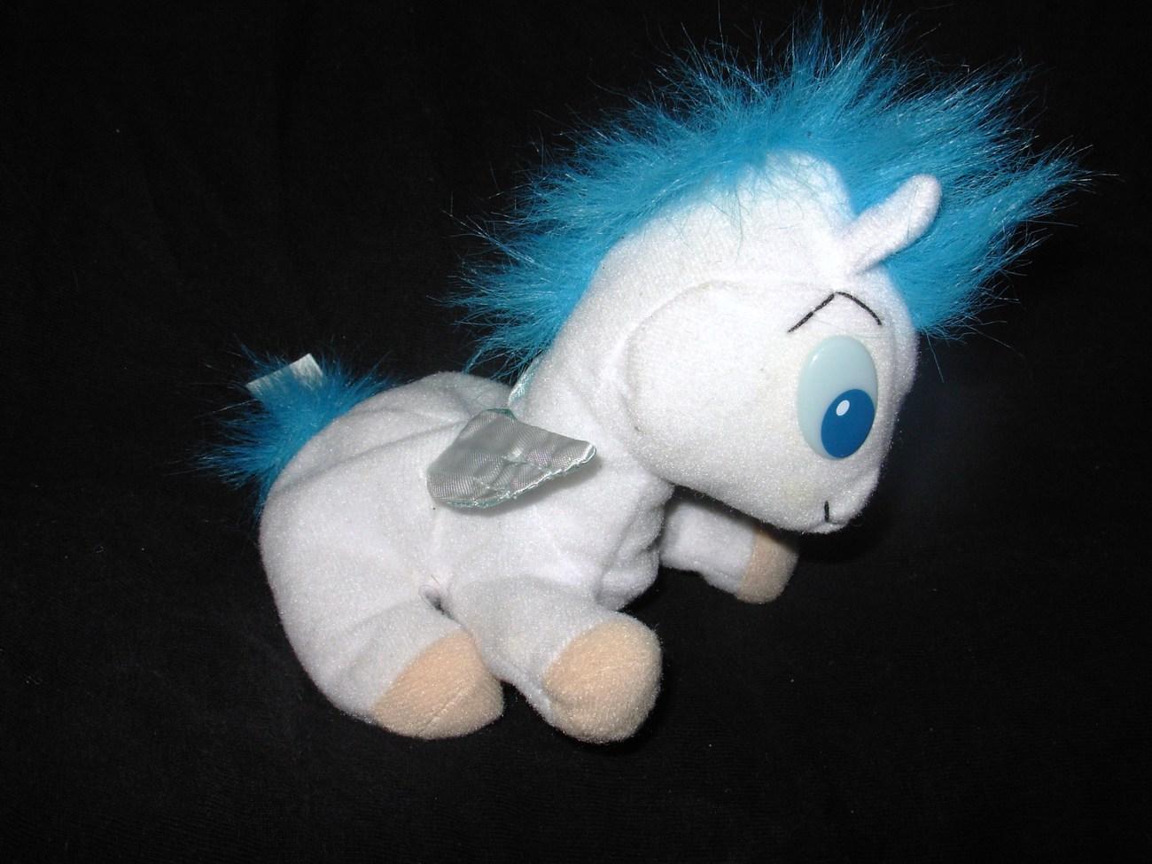 Applause Disney Baby Pegasus Hercules Plush Mini Bean Bag