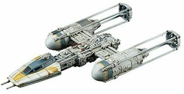 Vehicle model 005 Star Wars Y-wing starfighter Plastic - $52.49