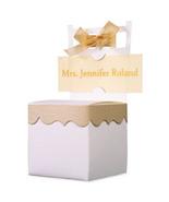 24 Chair Placecard Favor Box Wedding Reception Shower Gift - $7.98